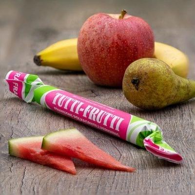 Sockerfri tutti-frutti