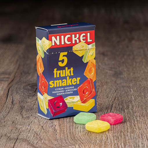 Nickel Frukt