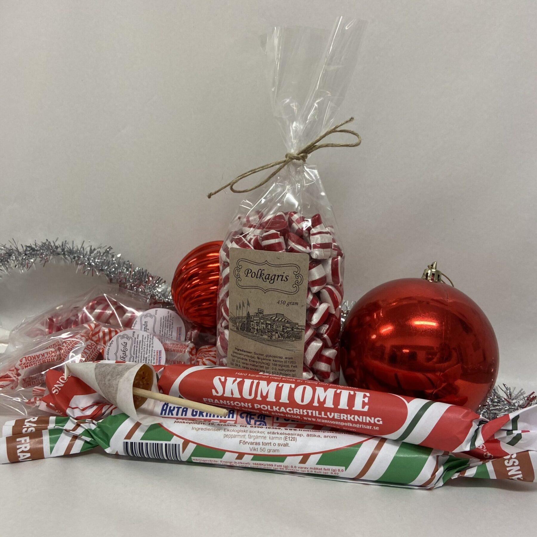 Lilla Julpaketet